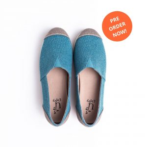 Crown espadrille Blue